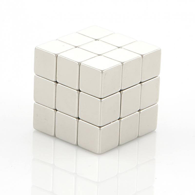 Enlarge - Cube magnets